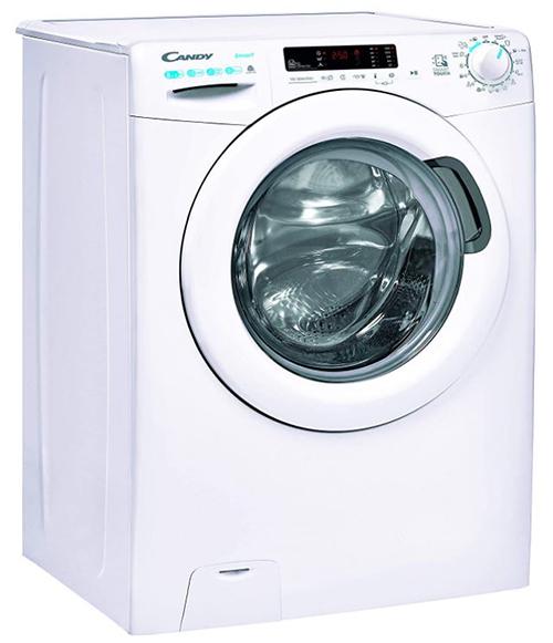 Candy Smart CSWS 4852DWE/1-S Waschtrockner (8 kg Waschen, 5 kg Trocknen, 1400 U/Min.) für nur 299€