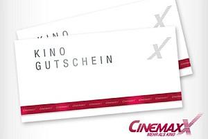 5x CinemaxX Kinogutschein für alle 2D-Filme für 25€