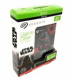 """Esterne 2,5″ Festplatte mit 2TB """"Seagate Game Drive Xbox JEDI Edition für 54,95€"""