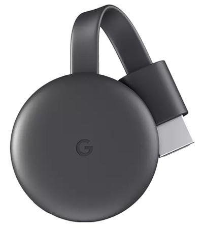 GOOGLE Chromecast (3. Generation) für nur 29€