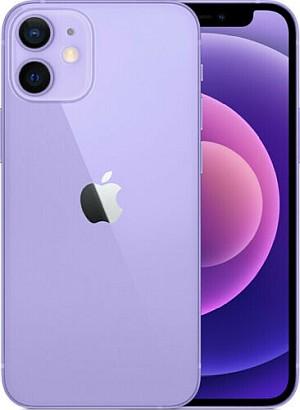 Apple iPhone 12 mini (64GB, Violett) für 579€ (statt 654€)