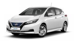 Gewerbeleasing-Knaller: Nissan Leaf 40kWh Visia mit 150PS für 43,99€ mtl. auf 24 Monate mit 10tkm/Jahr