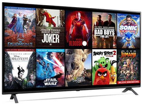 LG 65NANO867NA 65 Zoll 4K / UHD Fernseher für nur 798,95€ (statt 878,95€)