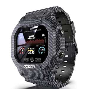 Lokmat Ocean Fitness Smartwatch für nur 18,53€ inkl. Versand