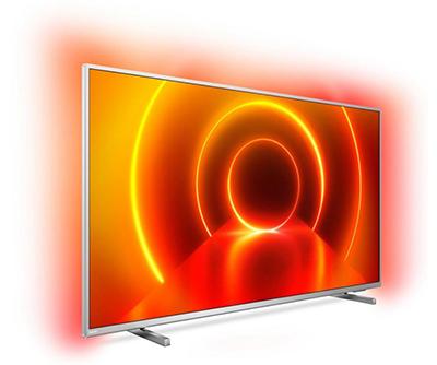 Philips 50PUS8105/12 LED Smart TV (50 Zoll, 4K Ultra HD, 3-seitiges Ambilght) für nur 357,39€ inkl. Versand