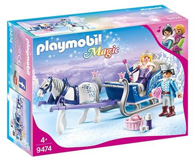 PLAYMOBIL Magic 9474 Schlitten mit Königspaar für nur 9,99€ (statt 21€)