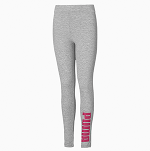PUMA Mädchen Leggings in verschiedenen Farben für nur 11,16€