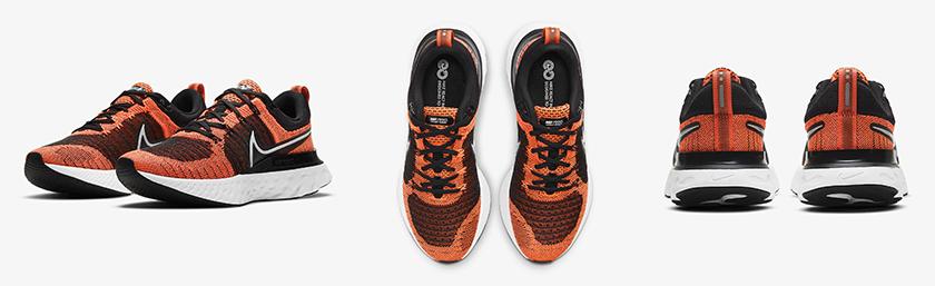 Nike React Infinity Run Flyknit 2 Damen-Laufschuhe für nur 71,97€