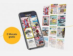2 Monate Readly Gratis – Magazin-Flatrate mit über 5.000 Zeitschriften