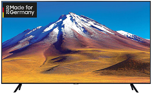 Samsung GU65TU6979UXZG LED Smart TV (65 Zoll, Ultra HD 4K, HDR 10+) für nur 599€ (statt 679€)