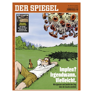 3 Monate (13 Ausgaben) DER SPIEGEL für 74,50€ – als Prämie: 60€ Amazon-Gutschein