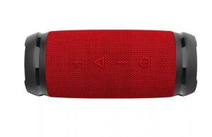 Swisstone BX 320 TWS Mobiler Lautsprecher (rot, IPX6, Freisprechfunktion) für nur 25,99€ inkl. Versand
