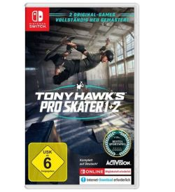 Tony Hawk's Pro Skater 1+2 Nintendo Switch für 38,96€ inkl. Versand