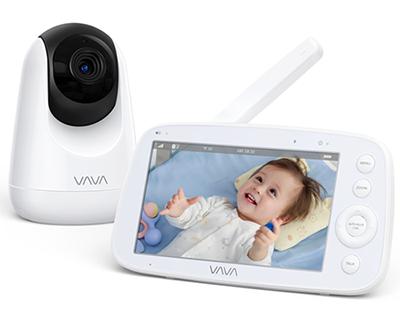 VAVA Babyphone mit Kamera (720p, Nachtsicht) für nur 129,99€ inkl. Versand