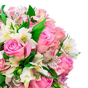 """Blumenstrauß """"Sweet Surprise"""" mit 30 Rosen für nur 25,98€ inkl. Lieferung"""