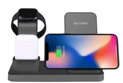 3-in-1 Quick Wireless Charger iPhone, Apple Watch und Air Pods nur 14,68€