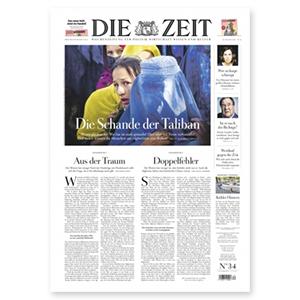 3 Monate DIE ZEIT (13 Ausgaben) für nur einmalig 14,95€ lesen (statt 72,80€)