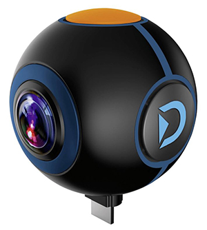 Discovery Adventures 720° Action-Spy-Cam für nur 35,90€ inkl. Versand (statt 107€)