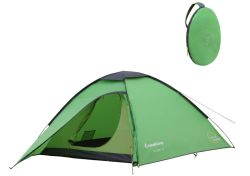 KingCamp Pop-up Campingzelt mit Vorraum für 3 Personen nur 27,47€