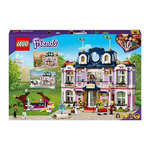 LEGO Friends 41684 Heartlake City Hotel für nur 60,34€ inkl. Versand