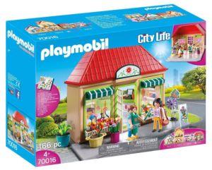 Playmobil City Life Mein Blumenladen für nur 19,98€ inkl. Versand