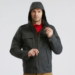 Quechua Herren Wanderjacke SH500 X-Warm für 43,98€