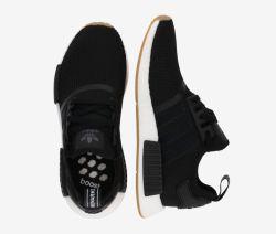 ADIDAS ORIGINALS Sneaker NMD_R1 in schwarz / weiß für 76,30€
