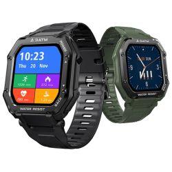 KOSPET ROCK Smartwatch mit Herzfrequenzmesser für 29,83€