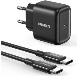 UGREEN 50581 25W USB-C Schnellladegerät für 12,99€