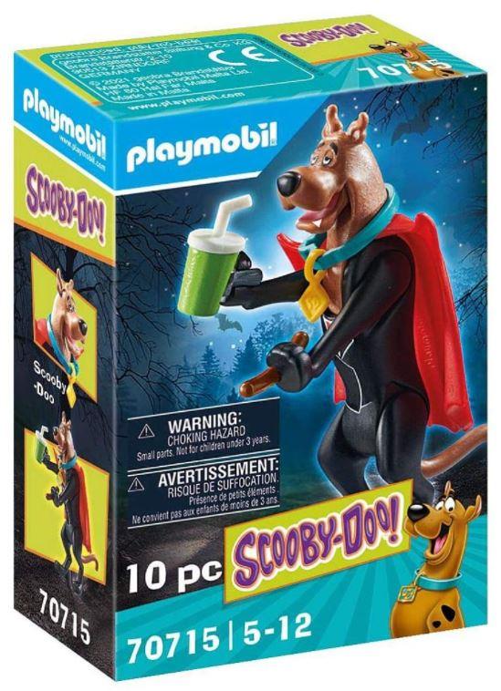 PLAYMOBIL SCOOBY-DOO! 70715 Sammelfigur Vampir