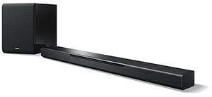 Yamaha MusicCast BAR 40 SW Sound Bar + Yamaha MusicCast SUB 100 Subwoofer für nur 331,52€ (statt 699€)