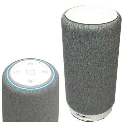Gigaset Smart Speaker L800HX Lautsprecher Alexa Telefon Anschluss an DECT für nur 69,99€ inkl. Versand