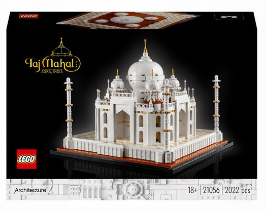 LEGO Architecture 21056 Taj Mahal Architektur-Modell für nur 80,14€ inkl. Versand