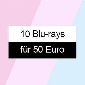 10 Blu-rays für 50€ (über 1800 Filme, z.B. Venom, The Gentlemen, Blade Runner 2049)