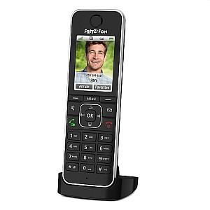 AVM FRITZ!Fon C6 DECT-Telefon (schwarz oder weiß) für 55,25€ (statt 69€)
