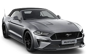 Privatleasing: Ford Mustang 5.0 Ti-VCT V8 GT Cabrio (449 PS, 10-Gang-Automatik) für 399€ mtl. – LF: 0,77