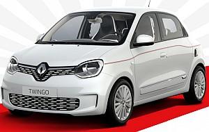 Privatleasing: Renault Twingo ZEN Electric für 99€ mtl. – LF: 0,48