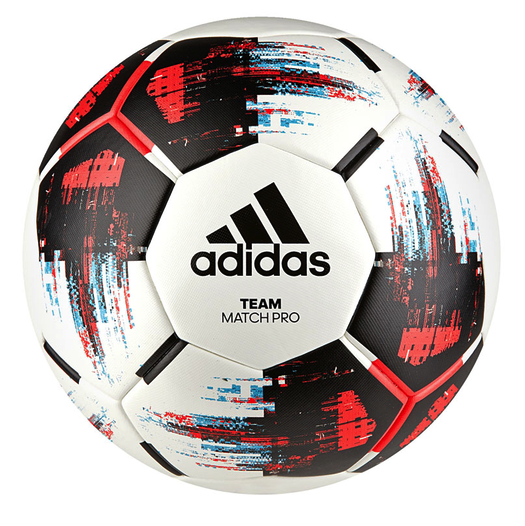 adidas Fußball Team Pro OMB Größe 5 weiß/rot für nur 39,95€ inkl. Versand