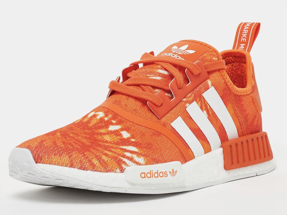 Adidas Originals NMD_R1 Sneaker in Orange für nur 70€ inkl. Versand