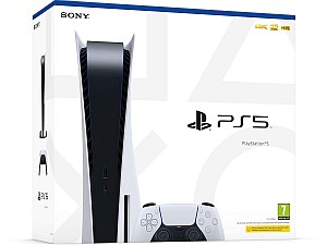 Sony PlayStation 5 – Disc Edition + 40GB LTE Allnet Flat im Telekom Netz für mtl. 46,99€