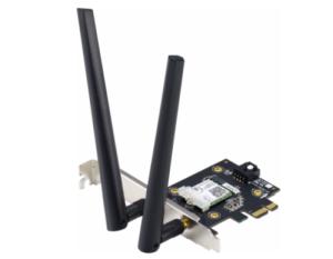 ASUS PCE-AX3000 BT5.0 WLAN-Adapter für nur 32,90€ inkl. Versand