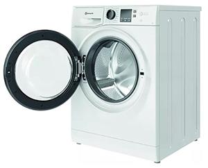 BAUKNECHT WM 9 M100 Waschmaschine (9 kg, 1351 U/Min., D) für nur 323€