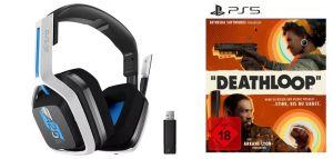 Bundle: Deathloop (PS5) + ASTRO GAMING A20 Over-ear Gaming Headset für nur 134,98€ inkl. Versand