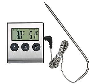 cacagou BBQ Grillthermometer (0-250°C) für 8,99€