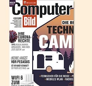 "Gratis: 3 Monate ""Computer Bild + DVD"" (statt 31€)"