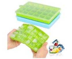 2er Pack HUIZL Eiswürfelformen aus Silikon für 3,49€