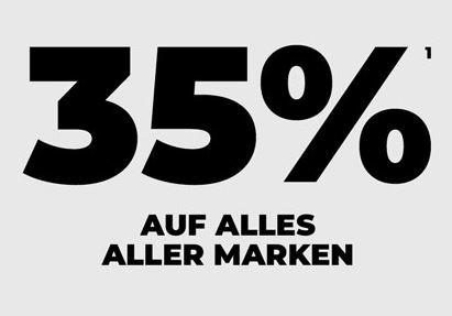 35% Rabatt auf alle Artikel bei mysportswear