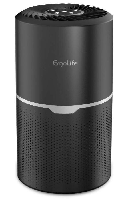 Ergo Life Luftreiniger mit HEPA-Filter für 27,99€ (statt 69,99€)