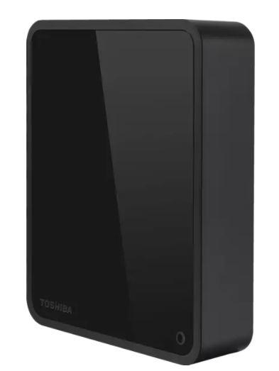 TOSHIBA Canvio for Desktop Festplatte (6 TB HDD, 3,5 Zoll) für nur 99€ inkl. Versand (statt 140€)