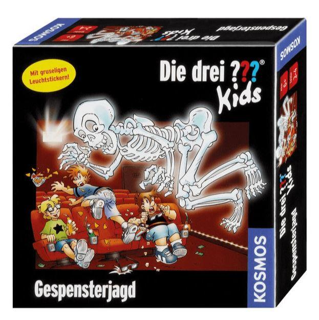 KOSMOS Die drei ??? Kids – Gespensterjagd Kinderspiel (2 -4 Spieler, ab 6 Jahren) für nur 6,69€ inkl. Versand (statt 9,99€)